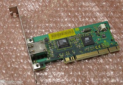 Dell 95FXX 095FXX Ethernet 10/100 PCI Network Adapter 3c905CX • 36£