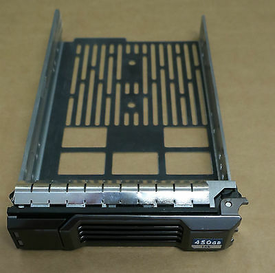 Dell 72CWN - Compellent / EqualLogic 3.5  SAS SATA Hard Drive HDD Caddy Sled • 36£