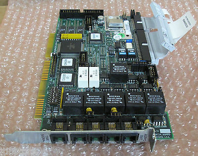 Nice Systems LAF24 Audio Card Board 5-Port 150A0025-04 503A0048-2B • 72£