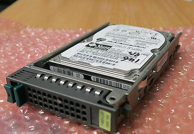 Hitachi HUC101414CSS300 2.5  146GB 10K SAS Hard Drive Fujitsu Caddy A3C40092321 • 84£