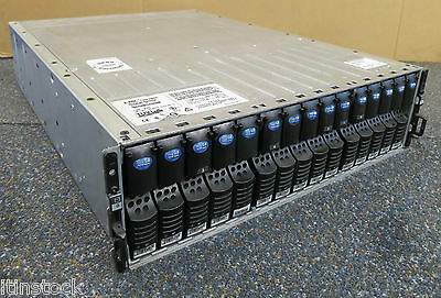 Dell EMC KAE Storage Array W4572 005048494 15 X 146GB 10k IC35L146EFDY10-0 2xPSU • 360£