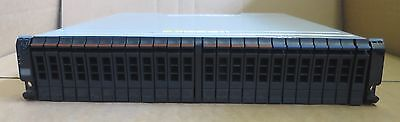 IBM Storwize V7000 24x 2.5  Bay SAS 6GB Dual Controller Expansion Array 85Y6052 • 1,320£