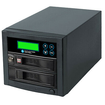 1 To 1 High Speed 150mps SATA Hard Drive HDD & SSD Memory Clone Copy Duplicator • 272.50£