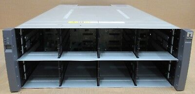 NetApp DS4243 NAJ-0801 24x SAS Bay 2x IOM3 Controllers 111-00569+A0 1x PSU Array • 180£