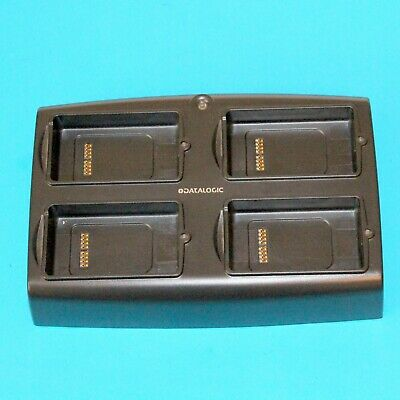 94A150034 Genuine Datalogic Battery Charger 4 Slot SKORPIOX3 - NO POWER SUPPLY  • 114.99£