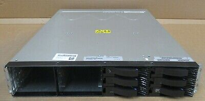 IBM EXP3000 Expansion Storage Array 12x SAS Bays 1x 2TB 1x CTRL & 2x PSU 39R6464 • 300£