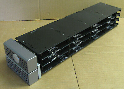 Dell PowerVault TL2000 Tape Library Left Magazine 12-Bay Slots XR028 • 96£
