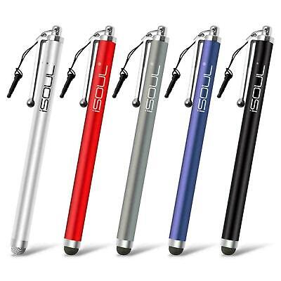 5 Pack - Touch Screen Stylus Touch Pen Rubber Tip For Android Mobile Phones • 3.99£