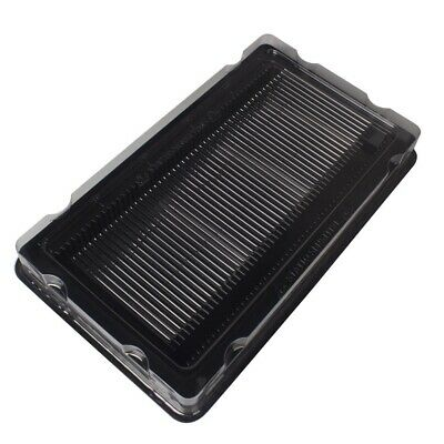 NEW DIMM DDR DDR2 DDR3 RAM Memory Antistatic Box 50 X Memory Storage Tray Holder • 5.49£