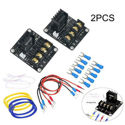 ANET A8 MOSFET Power Expansion Module Board MOS Heat Bed Module 3D Printer Part • 8.39£