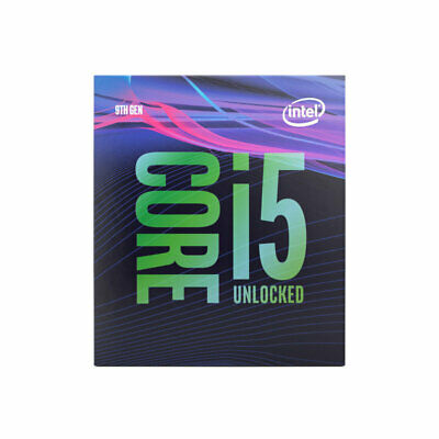 Intel Core I5 9600KF Socket LGA 1151 Processor • 219.26£