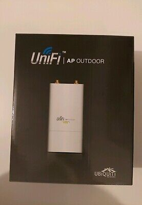 Ubiquiti UniFi UAP- Outdoor AP 2.4GHz Access Point Wireless Unify NEW SEALED • 72.99£
