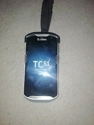 Shop Scanner Zebra TC510K On-screen Touch No Charger Excellent Condition  • 150£