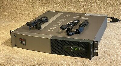 Eaton MGE UPS SYSTEMS Evolution 1250 RT2U Tower/Rack - New Cells - 12m RTB • 175£