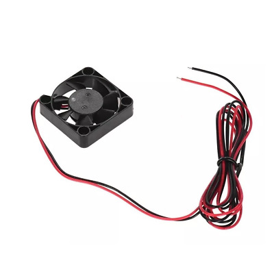 Creality CR-10 CR-10S CR-10S4 CR-10S5 4010 40mm Hot End Cooling Fan 12V 0.1A UK • 6.99£