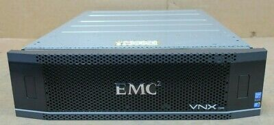 EMC VNX 7600 Storage Array VNXB76DP25 25-Bay 5x 600GB 10K 2.5  HDD 2x Jetfire 6G • 3,000£