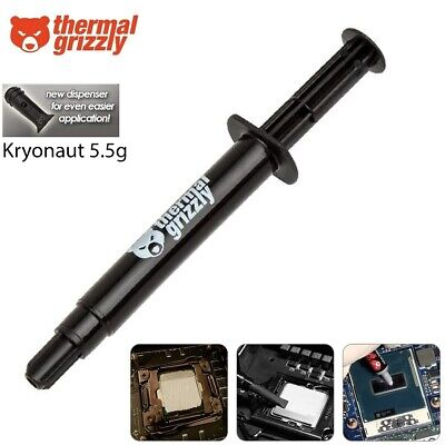 Thermal Grizzly Kryonaut High Performance Thermal Greace Compound Paste - 5.5g • 16.99£