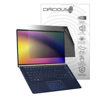 Celicious Asus ZenBook 13 UX334FLC (Touch) Matte Privacy Screen Protector • 46.95£