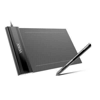 Tablet For OSU! VEIKK S640 6x4 Inch Drawing Pen Tablet With 8192 Passive Pen UK • 25.99£