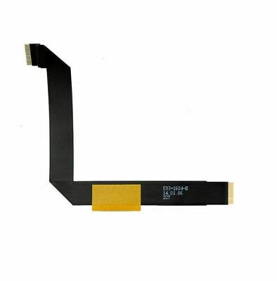 13  MacBook Air A1466 Trackpad Touchpad Ribbon Flex Cable 593-1604-B 2013 - 2015 • 2.55£