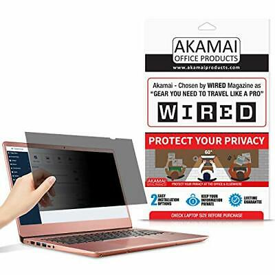 Akamai Office Products 14.0 Inch (Diagonally Measured) Privacy Screen For • 38.99£