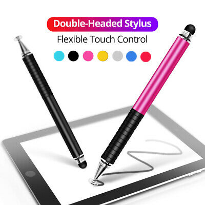 Universal Touch Pen Drawing Tablet Pens Screen Stylus For IPad Tablet IPhone ~ • 3.59£