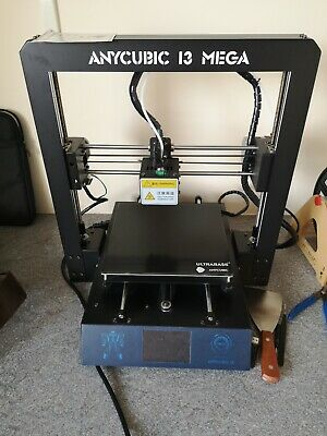 ANYCUBIC I3 MEGA 3D Printer With Filament  • 169£