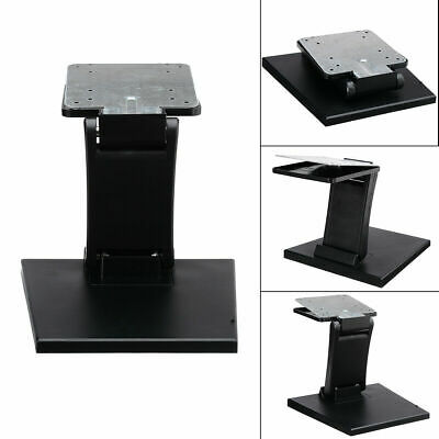 10 -27  Tilt Monitor LCD Mounted Holder TV PC Screen Table Desktop Support Stand • 17.80£