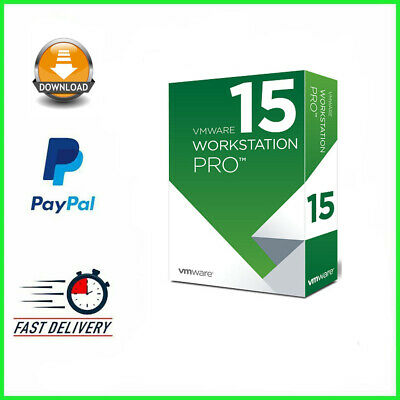 VMWARE WORKSTATION PRO 15.5.6 ✔️Full Version✔️5 PC✔️Licence Key✔️Windows✔️  • 3£