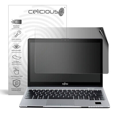 Celicious Privacy Fujitsu Lifebook S938 (Touch) Anti-Spy Screen Protector • 42.95£