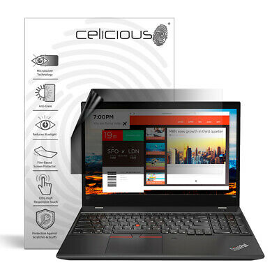 Celicious Lenovo ThinkPad T580 (Touch) Matte Privacy Screen Protector • 58.95£