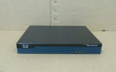 Cisco 1900 Series 1921/K9 Integrated Services Router Modular Network • 48£