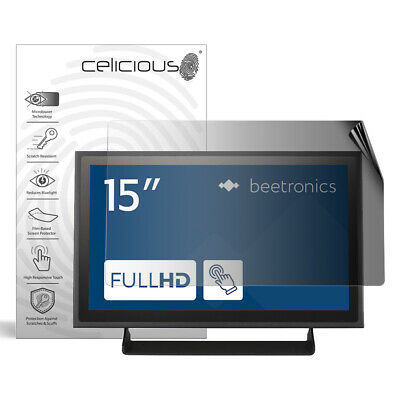 Celicious Beetronics 15-inch Touchscreen 15TS7M Privacy Screen Protector • 41.96£