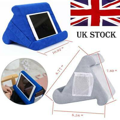 Soft Pillow Lap Stand For IPad Tablet Multi-Angle Phone Cushion Laptop Holder • 7.89£