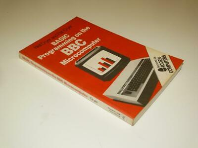 BASIC Programming On The BBC Microcomputer ~ Neil And Pat Cryer ~ Softback Book • 9.99£