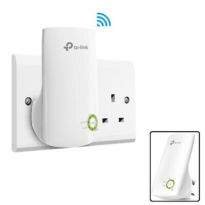 WiFi Range Extender Internet Signal Booster Wireless Repeater Universal TP-Link • 17.79£