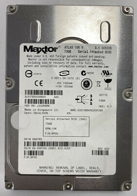 Batch Of 32 HP SCSI HDD 2.5  And 3.5  & 1 Maxtor 3.5  SCSI HDD • 229£