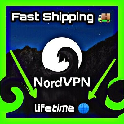 NORD VPN Premium Lifeetime🔥 FAST DELIVERY 🚀 WITH WARRANTY ✅ • 2.99£