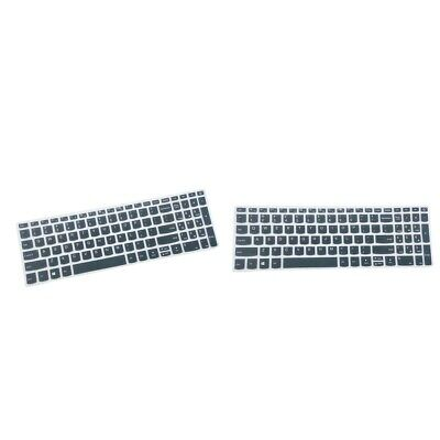 2Pcs/set 15.6'' Paptop Keyboard Cover Protective Skin For Lenovo 5000 PC • 2.51£