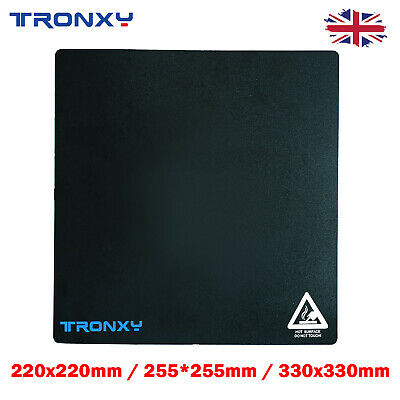 3D Printer Hotbed Heated Bed Sticker Build Surface 220x220/255*255/330x330mm • 8.31£