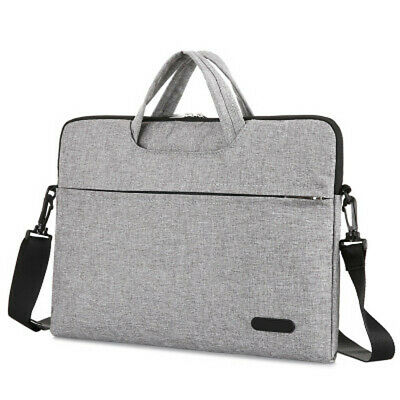 13/14/15 Inch Laptop Case Shoulder Bags Notebook Sleeve Carrying Case With Strap • 11.39£
