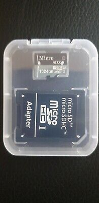 Gentai 1024gb Micro SD Card With Adapter • 15£