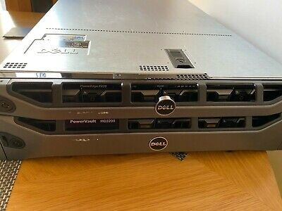 Dell PowerVault MD3200 - Full With Drives  (27.9TB) • 800£