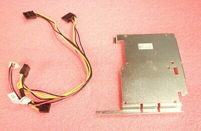 """Dell PowerEdge R430 2 Port 2.5"""" SSD Riser Expansion Kit W/cables X44F2 M4N49 • 78£"""