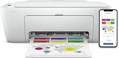 HP DeskJet 2710 All-in-One Wireless Inkjet Printer With Sealed HP Inks • 54.99£