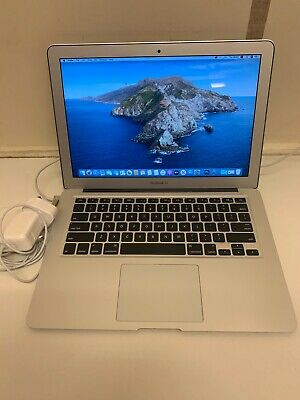 Apple MacBook Air A1466 2015 13  Core I5 1.6GHz 8GB 128GB SSD OFFICE + PS19 • 349£