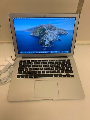 Apple MacBook Air A1466 2015 13  Core I7 2.2GHz 8GB 256GB SSD OFFICE + PS19 • 485£