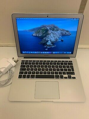 Apple MacBook Air A1466 2015 13  Core I7 2.2GHz 8GB 256GB SSD OFFICE + PS19 • 465£