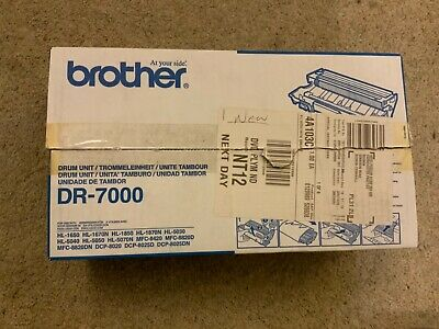 BROTHER DR 7000 Drum Unit BRAND NEW Still In Box Unopened  • 25£