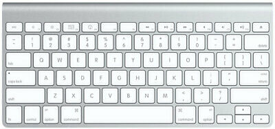Original Apple (MC184LL/A) Wireless Keyboard A1314 Free Delivery GREAT CONDITION • 40.99£